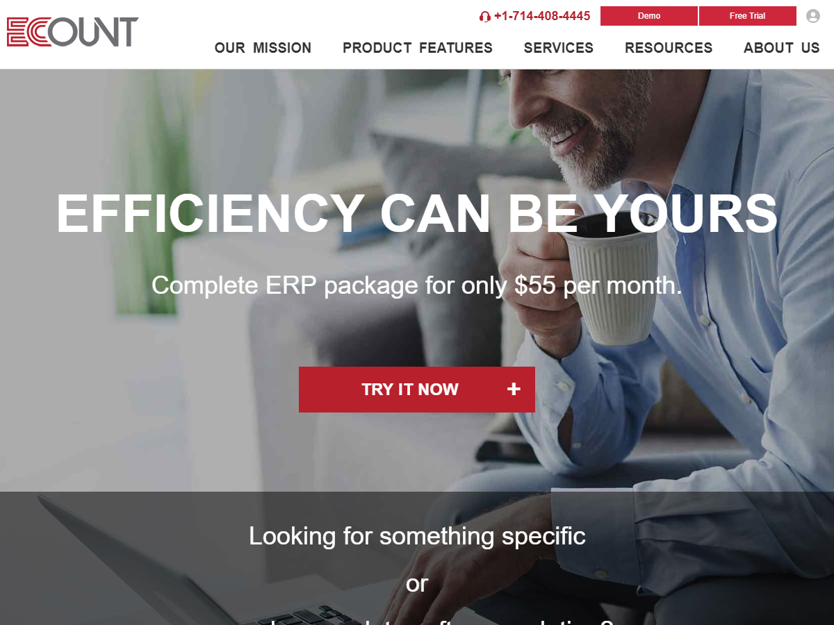 Integrate Magento and ECount ERP