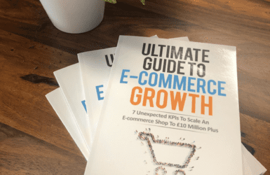 the ultimate guide to ecommerce growth